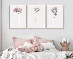 wall decor bedroom printable wall art