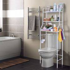 cabinets over toilet in bathroom. 3-shelf over toilet bathroom storage organizer cabinet space saver towel rack mx cabinets in e