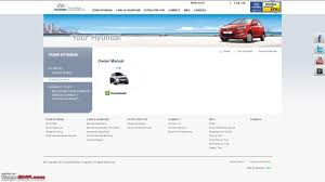 Compare and buy or renew car insurance policy for hyundai online. Launched Full Feature Service Website For Hyundai Car Owners Team Bhp
