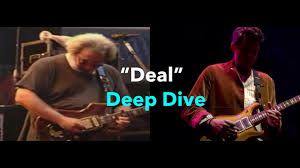 "DEEP DIVE: How Garcia & Mayer Solo Over ""Deal"" | Grateful Dead ..."