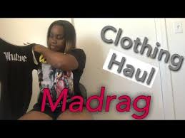 madrag clothing haul l afforable fashion