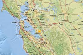 The map is searchable by address, and it maps three main hazard zones: 4 0 Earthquake Shakes Fremont Bay Area Kqed