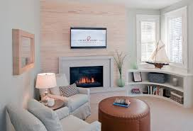 corner living room furniture. Beach Style L Shaped Shelf View In Gallery. Using Corner Furniture Living Room