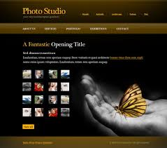 Photography Website Templates Inspiration Photo Gallery Web Template 28 Art Photography Website