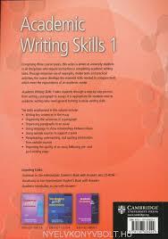 academic writing skills student s book american english academic writing
