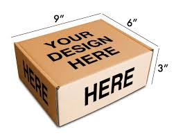 Design Your Own Box Amazon Com Distinct Packaging Custom Mailer Box 20 Pack