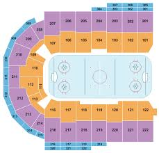 Erie Insurance Arena Seating Chart Erie