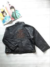 tinkerbell kids genuine leather jacket jaket kulit asli anak