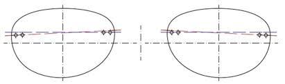 Silhouette Drill Charts Silhouette 5227 4304 Eyeglasses Frames