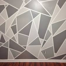 This Geometric Wall Pattern-12 Cool Patterns For Walls That Are Awesome