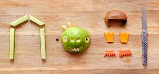 Ziploc®   Beat The Brown Bag Blues: 5 Angry Birds Lunches  Ziploc® brand