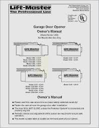 liftmaster garage door opener manual for home remodeling ideas elegant chamberlain garage door opener manual garage