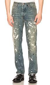 Helmut Lang Jeans Size Chart