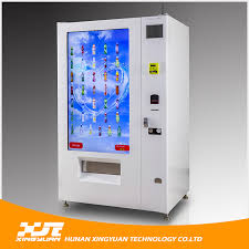 Touch Screen Vending Machines