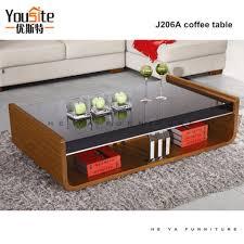 italian wooden center tables glass top center table design wooden glass centre table designs modern