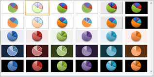 creating a pie chart in excel microsoft excel tutorials how to create a pie chart