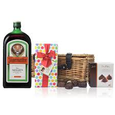 jagermeister and chocolates her
