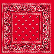 Paisley Bandana Design Us 1 7 31 Off Square Paisley Bandana Scarf Cotton Head Neck Wrap Hairband Kerchief Red Soft Headwear Handkerchief For Multipurpose Use In Womens