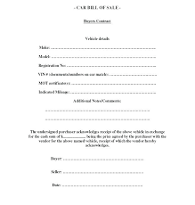 Editable Used Car Sale Agreement Letter Contract Sample Of Intent To