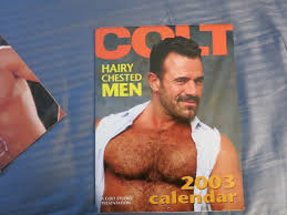 2000 chested colt hairy man