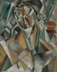 sold pablo picasso s femme assise was sold for 43 3 million becoming the