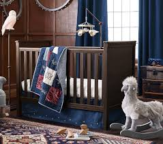 harry potter enchanted crib sheets