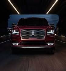 2018 lincoln iced mocha. wonderful lincoln a lincoln navigator is shown driving with a large star logo  available illumination intended 2018 lincoln iced mocha