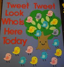 Attendance Chart Ideas For Preschool Www Bedowntowndaytona Com