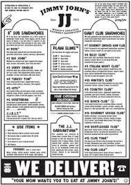 jimmy johns menu study guide. Modren Guide Welcome Jimmy Johns To Kent  360  Kent Ohio Gluten Free Menu Throughout Menu Study Guide