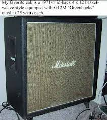 Legendary Tones - The Marshall Shopper's Guide Part 1