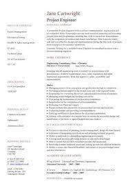 Engineer Resume Adorable Engineering CV Template Engineer Manufacturing Resume Industry