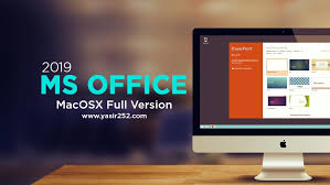 Free Download Latest Microsoft Office Microsoft Office 2019 Vl 16 17 For Macos Mojave Yasir252