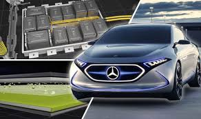 Mercedes Invest In Electric Car Battery Technology Which Can