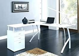 small corner office desk. Ikea Home Office Desk Ideas Corner Small Modern L White