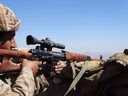 الجيش يتوغل في ماهلية بعد تطهير مديرية رحبة جنوب مأرب