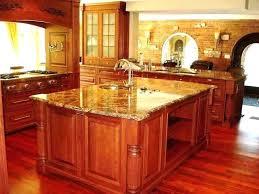 kitchen cabinet color with dark granite fresh black oak cabinets google countertops countertop ideas