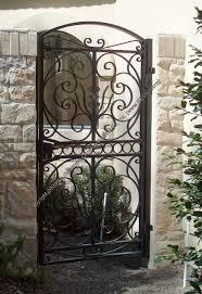 walk gates garden gates courtyard