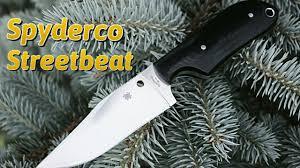 <b>Spyderco Streetbeat</b> - один из лучших ГОР. фиксов! - YouTube