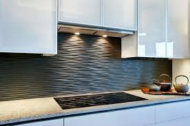 kitchen designs black matte backsplash kitchen