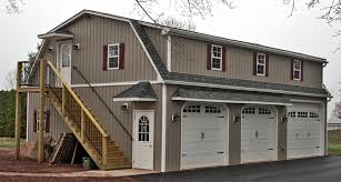 Garage With Living Space Lake Garages With Living Quarters Living Garages With Living Quarters