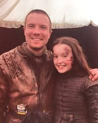 She was pretty cool as lyanna mormont in game of thrones! Game Of Thrones Joe Dempsie And Bella Ramsey Scenes It Cast Behind The Scenes