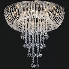 hot contemporary led crystal pendant lamp chandelier 6036 3 16