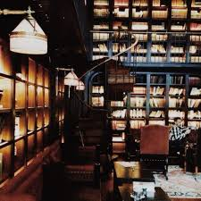 The Breslin Bar And Dining Room Library Bar Nomad Hotel New York City New York Such A Cool