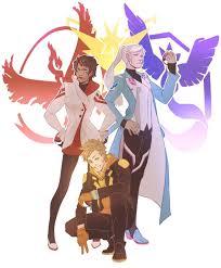 Team Leaders