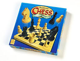 Wooden Board Games Uk Traditional Chess with Wooden Board Pieces Amazoncouk Toys 39