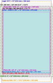 Letter Paper Size Wikipedia