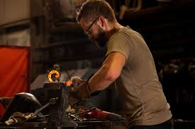 New Blacksmithing Class Has Students All Fired Up
