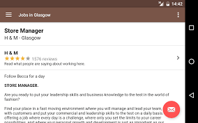 Jobs In Glasgow Uk Android Apps On Google Play