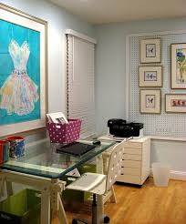 home office art. home office art studio design craft rooms decor trestle ikea desk with glass top p