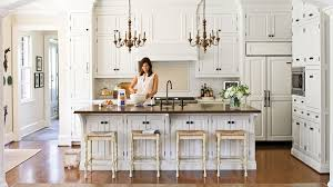 kitchens with white cabinets. Interesting Kitchens Creamy White Cabinets Throughout Kitchens With S